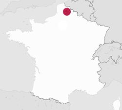 localisation Lille