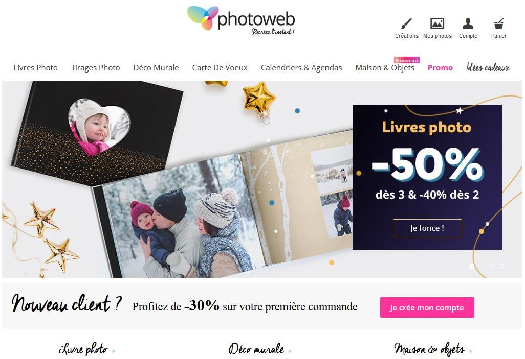 Foto.com dans notre test photo sur Plexiglas